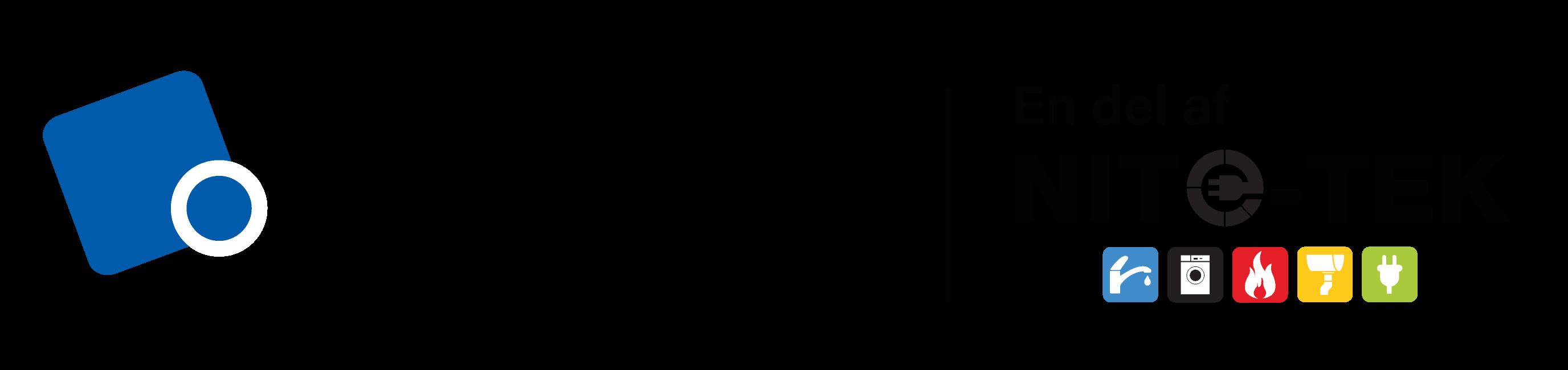 VVS Kurt Hansen – VVS i Nyborg – Elektriker i Nyborg – Blikkenslager i Nyborg Logo